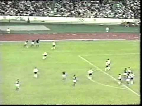 Olympic 88 Italy v Germany FR 30th SEP 1988