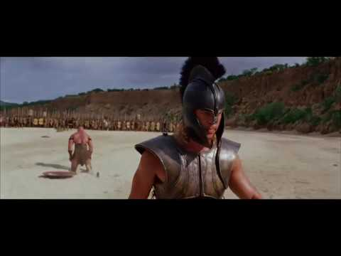 Troy Original Theatrical Trailer Music re-composed by Fergal Russel & Phil