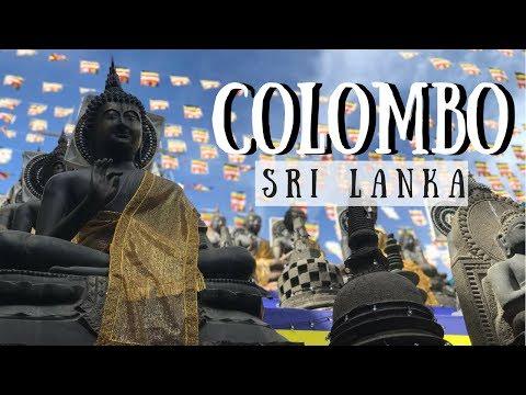 24 Hours In Colombo | Sri Lanka Travel Vlog