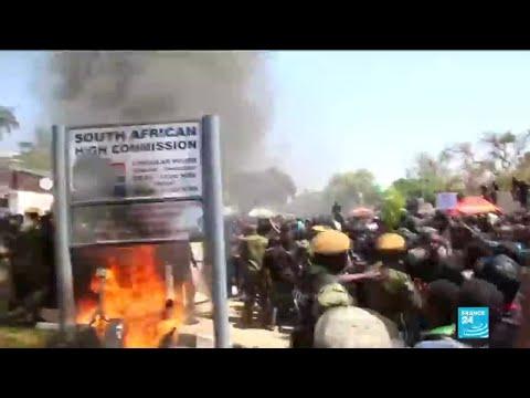 En Afrique du Sud, les violences xénophobes ont fait au moins 10 morts