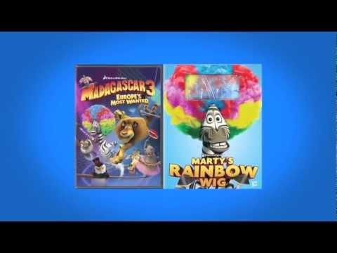 Madagascar 3 DVD  Barrie Buckner