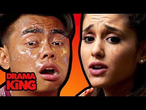 Ugly break up crying over ariana grande amp big sean split drama king