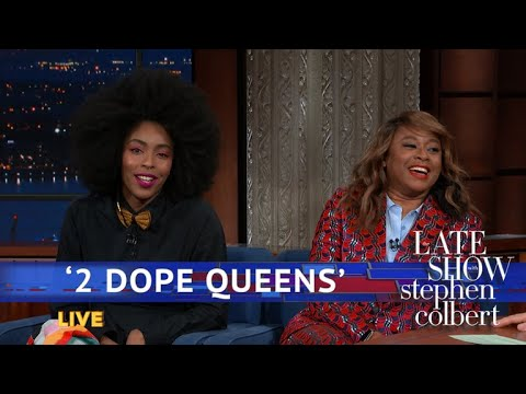 The '2 Dope Queens' duce Stephen To 'Zaddy' And 'Hot Peen'