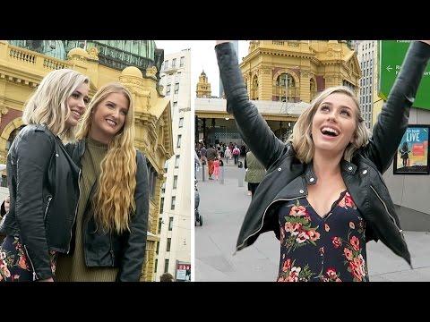 Melbourne Meet Up + Hobart Tasmania
