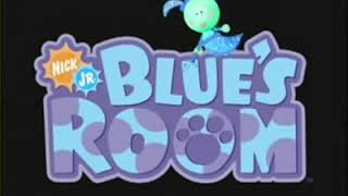Blues room -- its hug day!