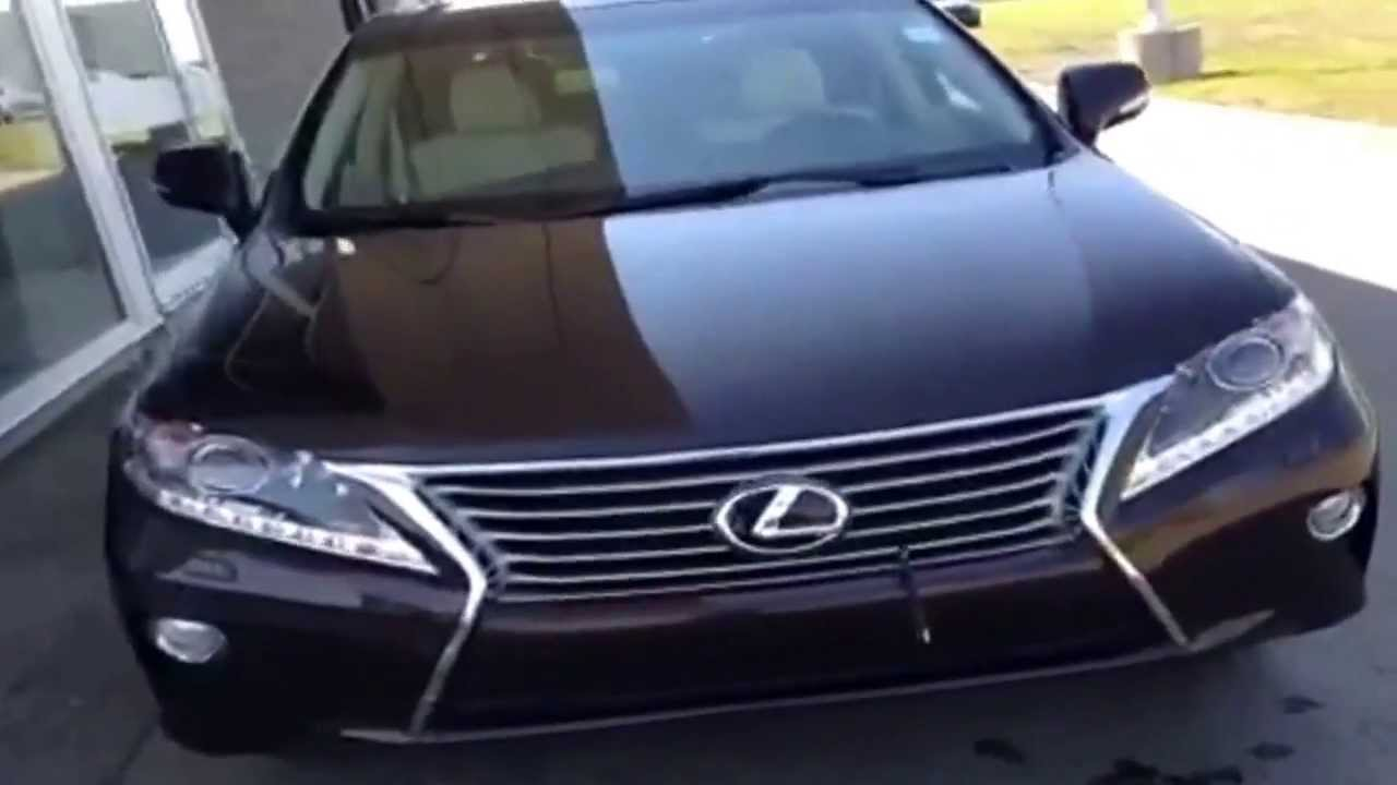 2013 lexus rx 350 awd ultra premium package 1 lexus of edmonton youtube. Black Bedroom Furniture Sets. Home Design Ideas