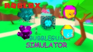 Roblox [BubbleGum Simulator] Découverte de 5 Shiny Pet Max Level et Enchanting! #3