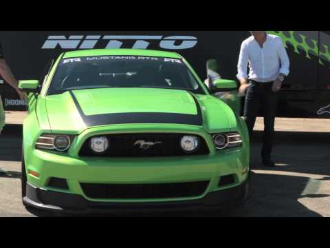The One with Vaughn Gittin Jr. & the 2014 Ford Mustang!
