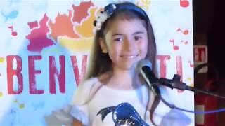 Emma Romigi Selezioni Zecchino d'oro 2018 Il pescecane (solo un ciao)