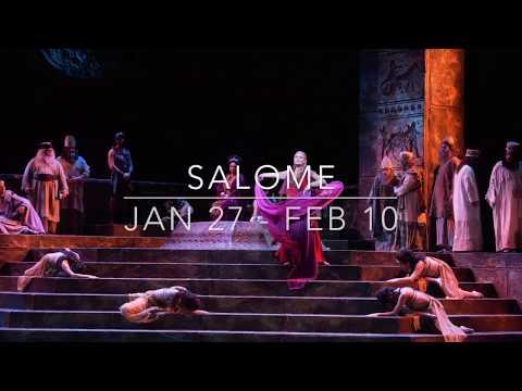 Florida Grand Opera Presents Salome