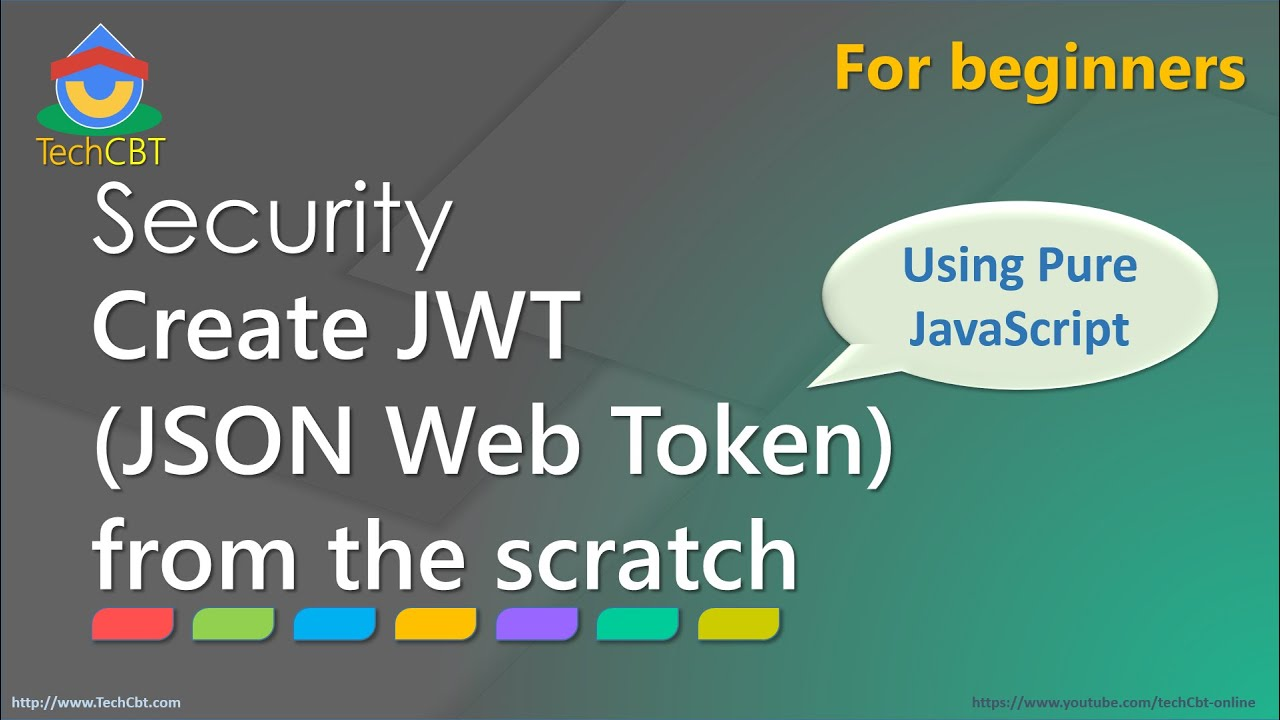 How to create JWT (JSON web token) using pure JavaScript (and Crypto-Js)