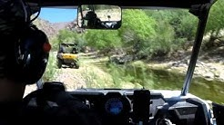 RZR XP 1000 Alba Racing Exhaust Bagdad AZ Ride