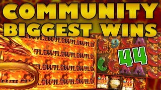 Community Biggest Wins #44 / 2018