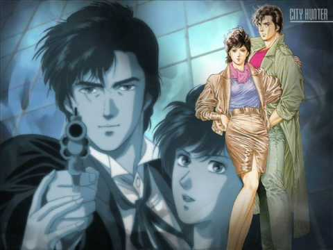 City Hunter - Angel night