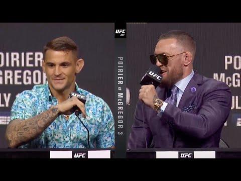 UFC 264: Порье vs МакГрегор 3 - Пресс конференция