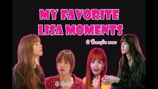 My Favorite Lisa Moments @blackpinkhouse