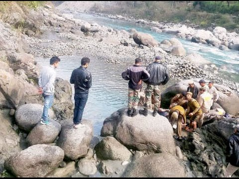 2 Air Force personnel drown in Ravi river
