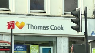 UK travel giant Thomas Cook collapses | AFP