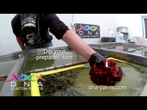 Hydrographic Activator - YouTube