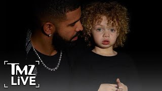 Drake Shares First Photos of His Son, Adonis | TMZ Live