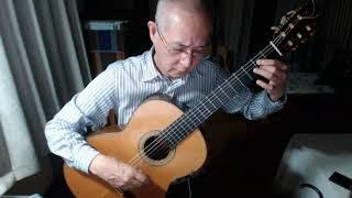 Recuerdos  de La Alhambra Francisco Tarrega アルハンブラの思い出 20181005