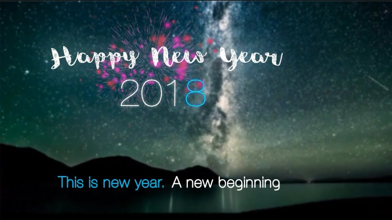 happy new year 2018 after effects free templates for happy new year 2018