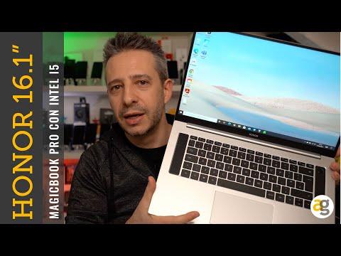 Recensione HONOR MagicBook PRO 16.1. SUPER EQUILIBRATO!