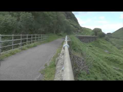 2015 Schotland 20: 22 Juli: Inveraray Naar Lochearnhead