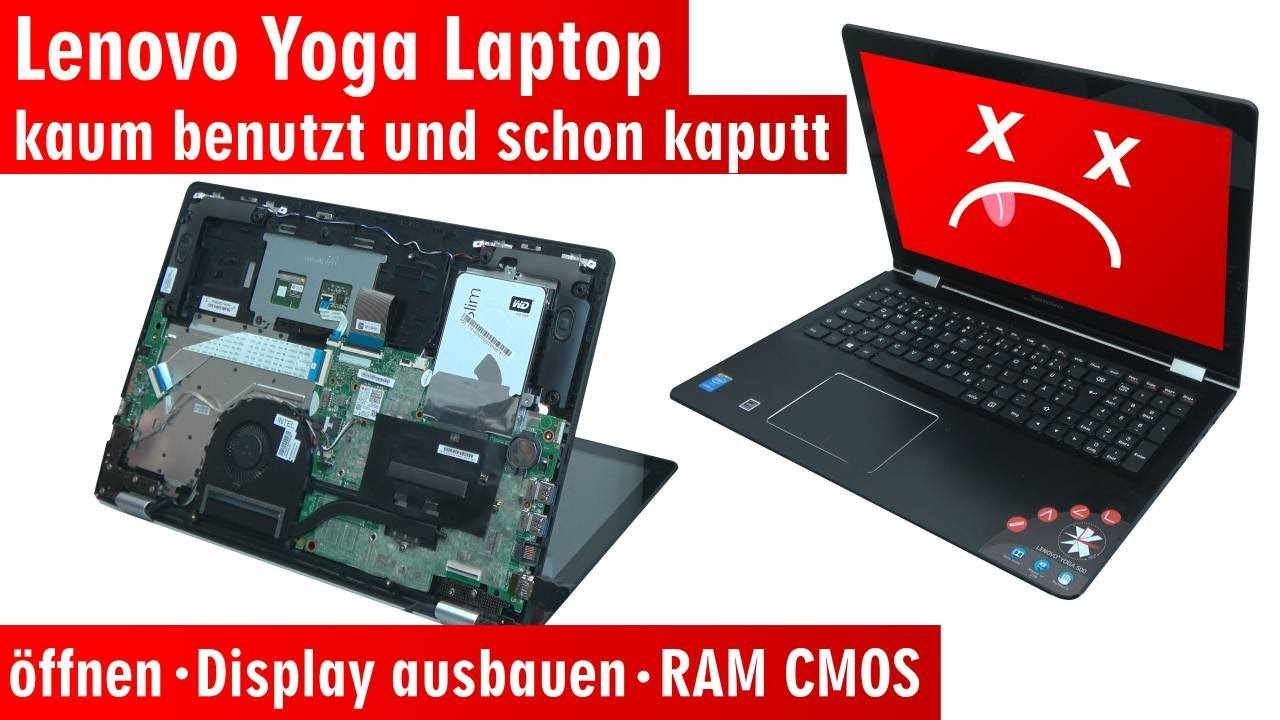 Notebook Reparatur Ladebuchse Lenovo Thinkpad Yoga 370 Internet & Edv
