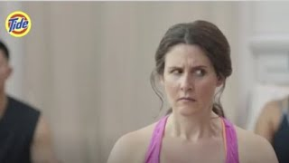 "Tide Commercial - with Dina Pino - ""Breathe Easy and Eliminate Yoga Aroma"""