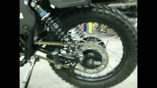 Yamaha XT500 Restauration