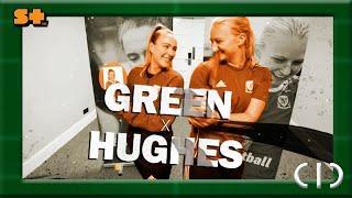 ELISE HUGHES x JOSIE GREEN | CIC | S4C