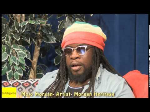 Morgan Heritage- Exclusive Interview- Gramps and Mojo Morgan - KPAO TV  July 10, 2015