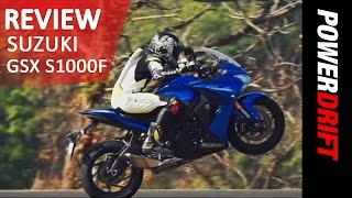 2016 Suzuki GSX S1000F : Review : PowerDrift