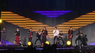 【TVPP Cam】 TEEN TOP – Hot Like Fire + Rocking, 틴탑 - 핫 라이크 파이어 + 장난아냐 @ 2015 DMC Festival