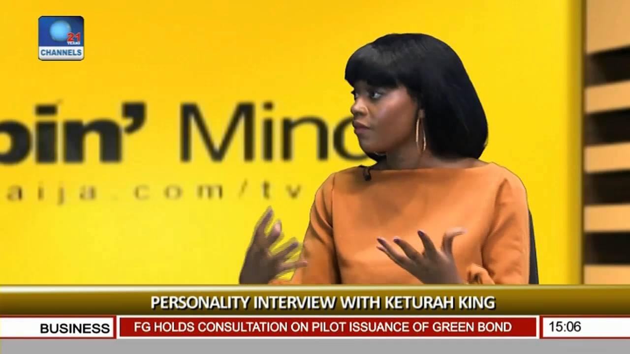 rubbin minds personality interview keturah king pt  rubbin minds personality interview keturah king pt 1