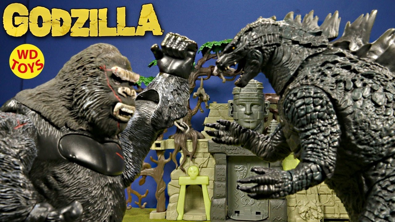 Toy Island Toys New Legendary Godzilla Neca 24 Vs King Kong Jurassic