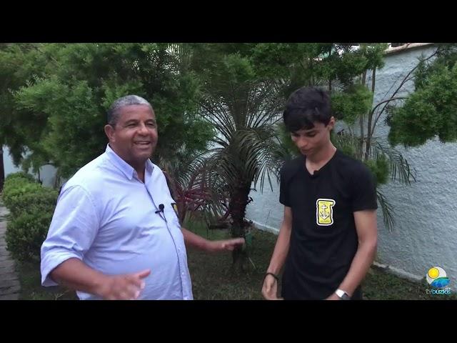 Élcio Ribeiro Entrevista: André Siqueira