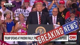 [Breaking News & Politics]President Trump's full rally in Phoenix