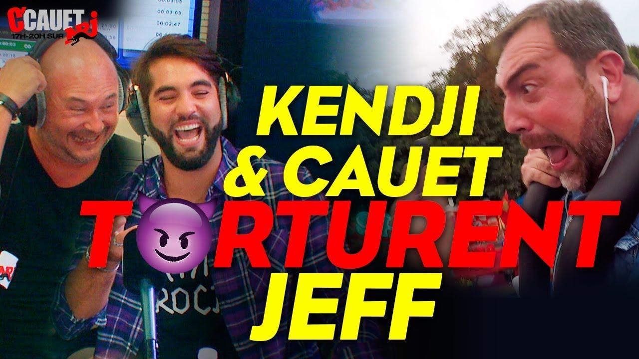 KENDJI & CAUET TORTURENT JEFF !