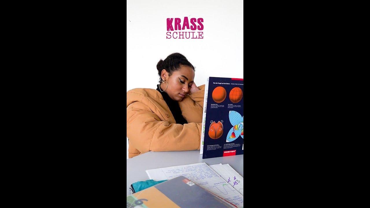 So schläfst du unentdeckt in der Schule 😴😎 | Krass Schule