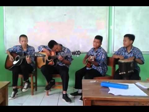 Cover lagu Buried Alive-Avenged Sevenfold by Expectoss Smandak