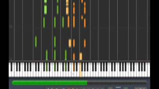 King Porter Stomp (Jelly Roll Morton) - Synthesia