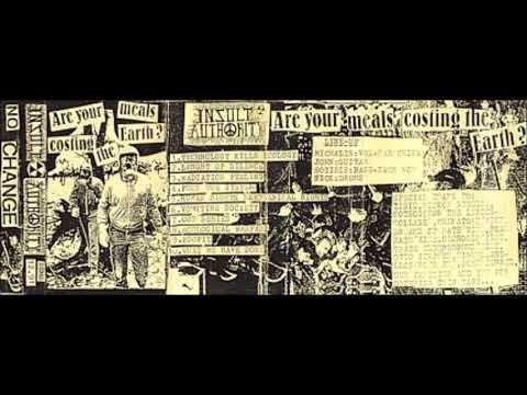 INSULT AUTHORITY - Vomiting Society