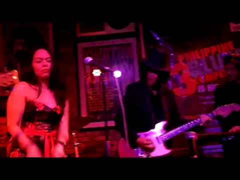 PBS Blues Competition WINNER:  Glass Cherry Breakers