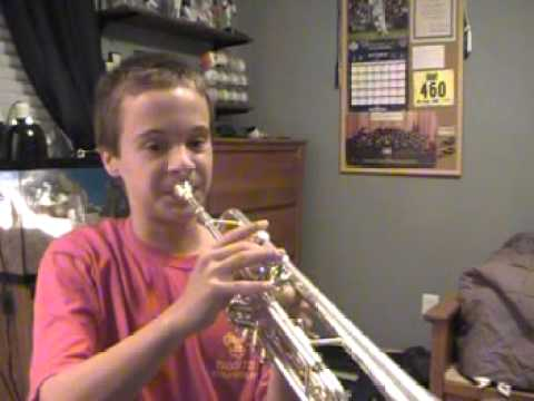 "Theme From ""Rocky"" (Gonna Fly Now)-Trumpet Cover"