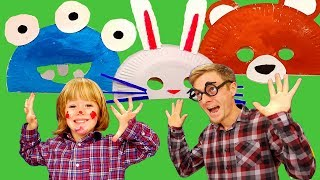 DIY Kids learning videos for toddlers and parents - How to draw for kids with Gertit and Uncle Emilo