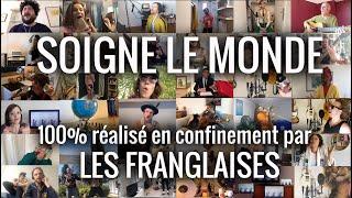 SOIGNE LE MONDE - COVER MICHAEL JACKSON - LES FRANGLAISES