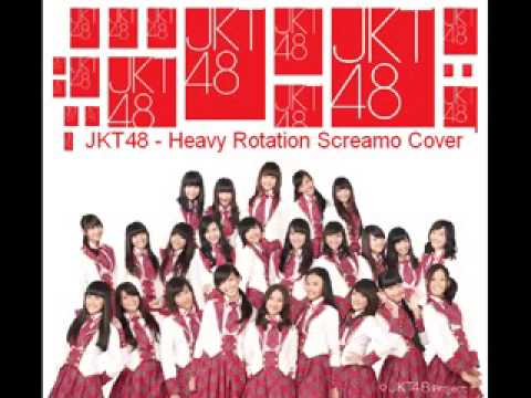 JKT48   Heavy Rotation Screamo Cover By Jeje GuitarAddict