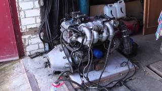 Запуск мотора ЗМЗ 406